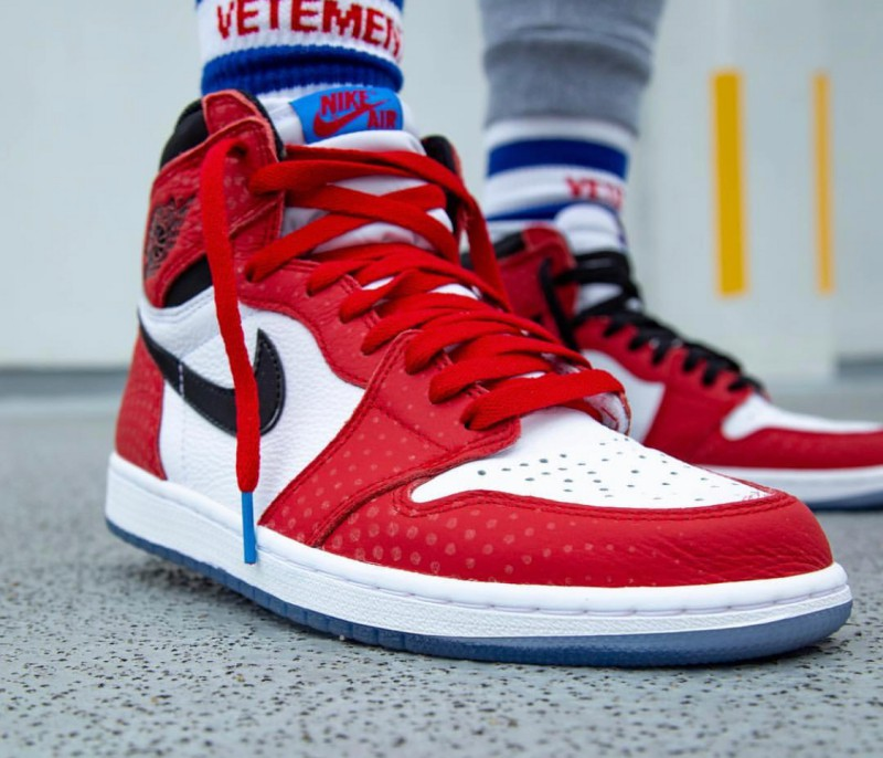 air jordan 1 retro high og origin story